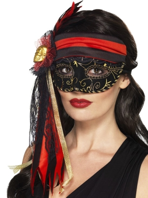 Masquerade Pirate Eyemask