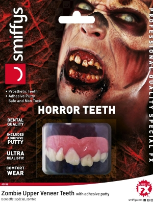 Zombija zobi