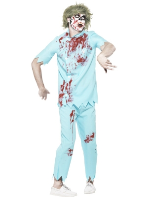 Zombie Dentist Costume