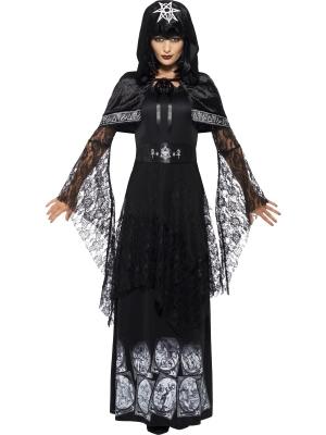 Костюм госпожи чёрной магии