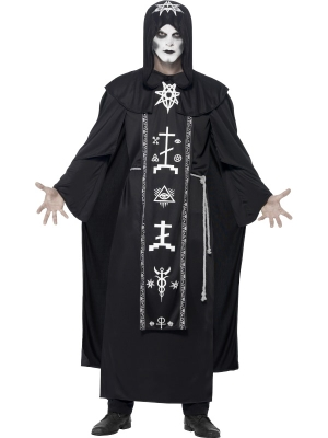 Dark Arts Ritual Costume