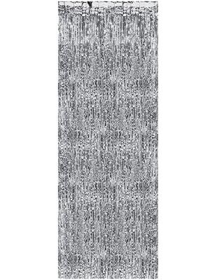 Lietutiņa aizskars, sudraba, 90 cm x 250 cm