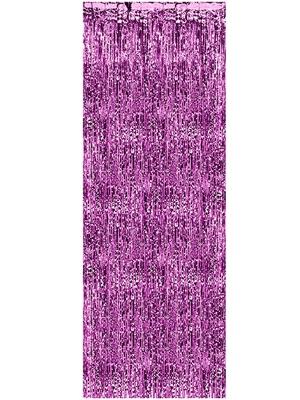 Lietutiņa aizskars, violets, 90 cm x 250 cm