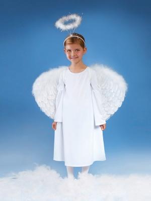 Eņģeļa kostīms, 5-6 gadi