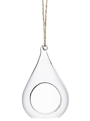 Stikla rotājums, 8 x 7.3 x 12 cm