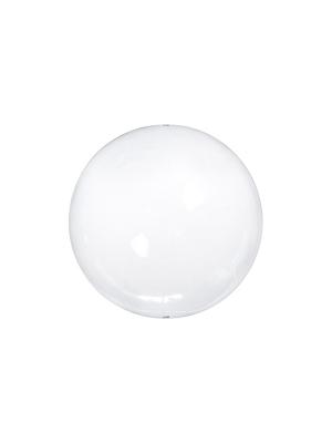 4 шт, Стеклянные шарики, безцветные, 10 см