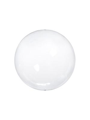 4 шт, Стеклянные шарики, безцветные, 12 см