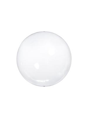 4 шт, Стеклянные шарики, безцветные, 6  см