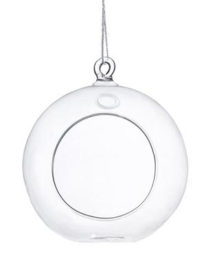 4 gab, Stikla bumba- svečturis, 10 cm
