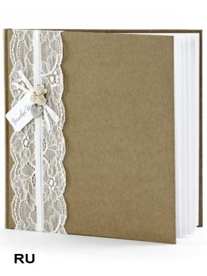 Viesu grāmata, 20.5 x 20.5 cm, 22 lpp.