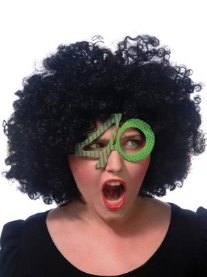 Glasses 40, green