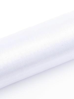 Organza, balta, 0.16 x 9 m