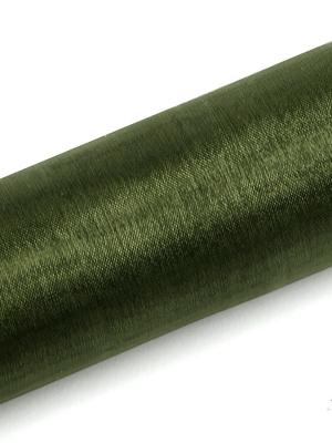 Organza, zaļa, 0.16 x 9 m