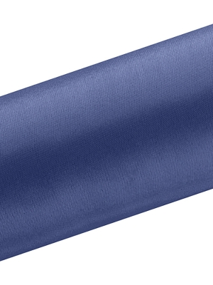 Satīns, tumši zils, 0.16 x 9 m