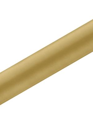 Satīns, zelta krāsā, 0.36 x 9 m
