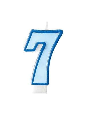 Svecīte zila 7