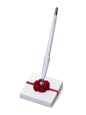 Pildspalva ar statīvu, 8 x 8 x 16 cm