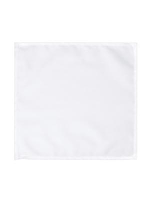 25 gab, Auduma salvetes, baltas, 35 x 35 cm