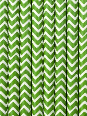 10 gab, Salmiņi, zaļi, 19.5 cm