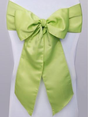 10 gab, Krēslu lente, gaiši zaļa, 0.15 x 2.75 m