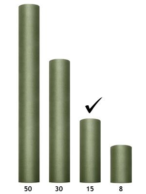 Tills, zaļš, 0.15 x 9 m