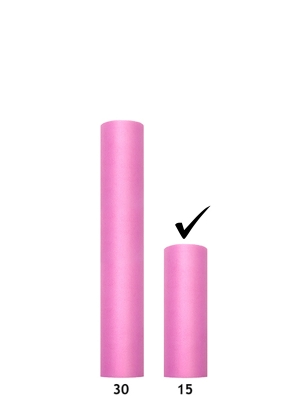 Tills, tumši rozā, 0.15 x 9 m