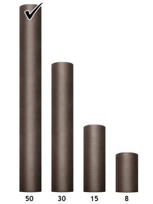 Tills, brūns, 0.5 x 9 m