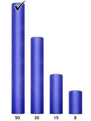 Tills, jūras zils, 0.5 x 9 m