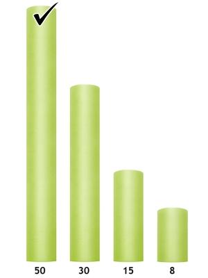 Tills, gaiši zaļš, 0.5 x 9 m