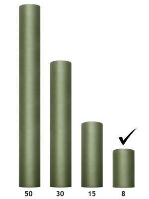 Tills, zaļš, 0.08 x 20 m