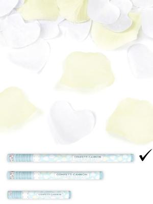 Plaukšķene ar sirdīm un rožlapiņām, 80 cm