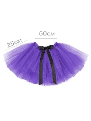 Tutu, violet, 50 x 25 cm