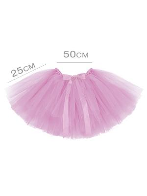 Tutu apakšsvārki, gaiši rozā, 50 x 25 cm