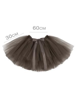 Tutu, brown, 60x30cm