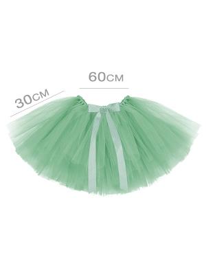 Туту юбка, мята, 60 x 30 см
