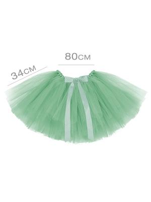 Туту юбка, мята, 80 x 34 см