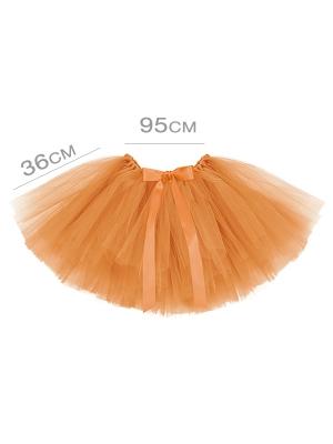 Tutu, orange, 95x36cm