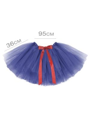 Tutu, navy blue, 95x36cm