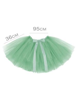 Туту юбка, мята, 95 х 36 см