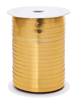 Lente zelta, metāliska, 5 mm x 225 m