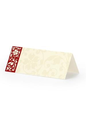 25 gab, Galda karte, 10 x 4 cm