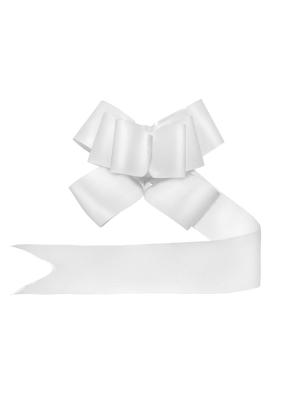 10 gab, Savelkama lente, balta, 5 cm
