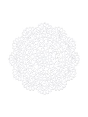 10 gab, Papīra dekorācija Rozete, 5 cm
