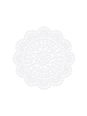 10 gab, Papīra dekorācija Rozete, 4 cm