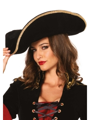 Mens Pirate Hat