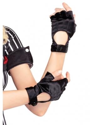 Fingerless Motercycle Gloves