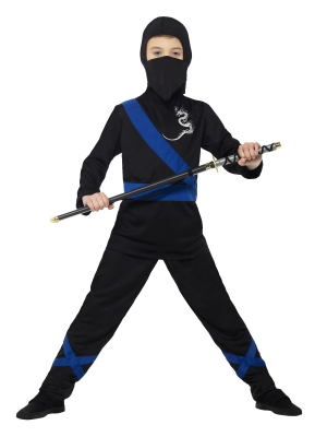 Ninja Assassin Costume