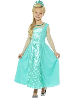 Ledus princeses kostīms