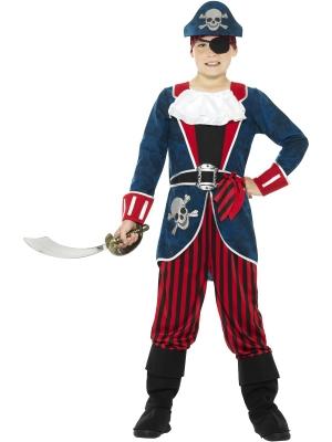 Pirāta kapteiņa kostīms