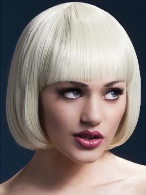 Parūka Mia, blonda, 25 cm